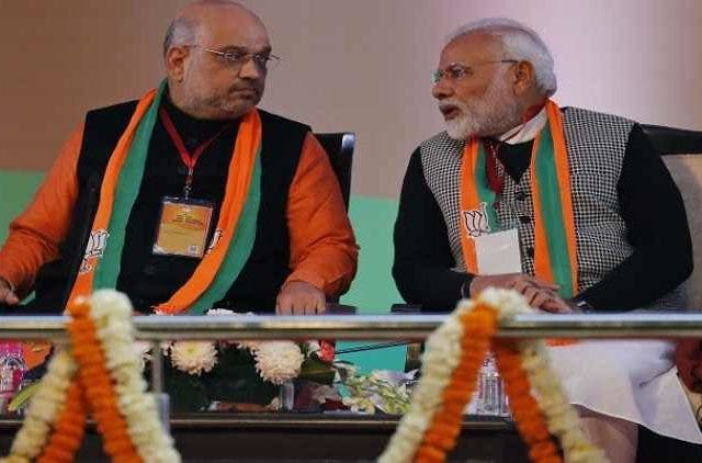 PM modi-amit shah-election-politics-Dkoding