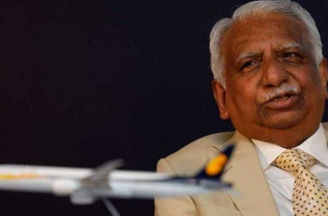 naresh-goyal-stepped-down-as-jet-airways-chairman-business-companies-Dkoding