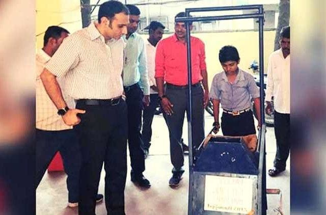 telangana-13-year-old-boy-invent-paddy-filling-machine-stories-more-dkoding