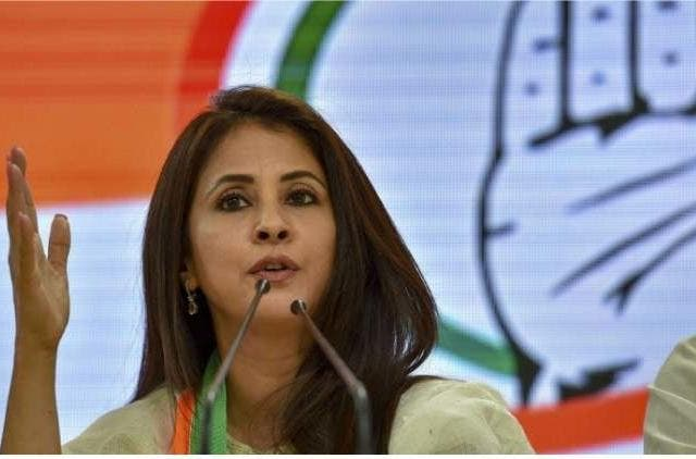 urmila-matondkar-actor-joins-congress-polls-loksabha-elections-general-election-politics-india-DKODING