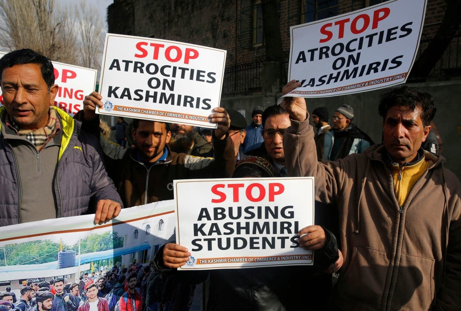 Kashmiri protests