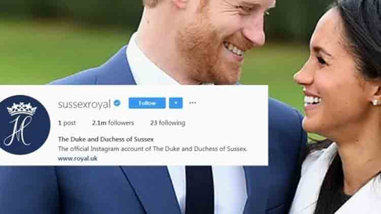 Meghan-Markle-Prince-Harry-guinness-world-record-instagram-followers-features-DKODING