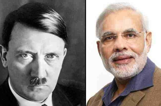 PM-Modi-Hitler-uncle-says-Mamata-Banerjee-india-politics-DKODING