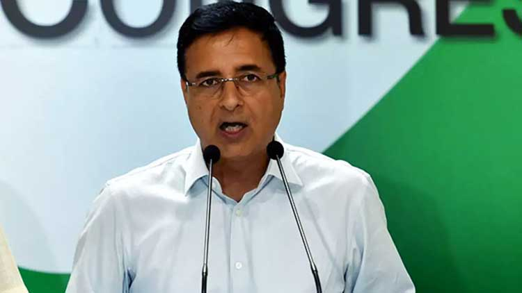 Press-Briefing-Randeep-Singh-Surjewala-Congress-HQ-Videos-DKODING