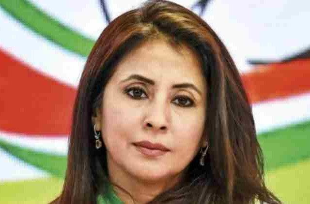 Urmila-Matondkar-says-respect-and-believe-in-Hinduism-with-all-my-heart-india-politics-DKODING