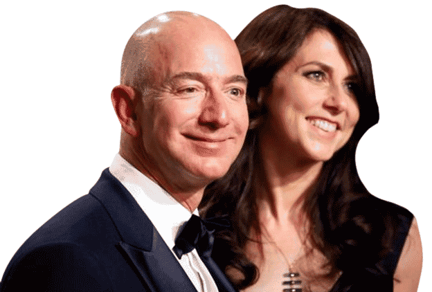 Infidelity comes cheap for 'Jeff Bezos' - DKODING