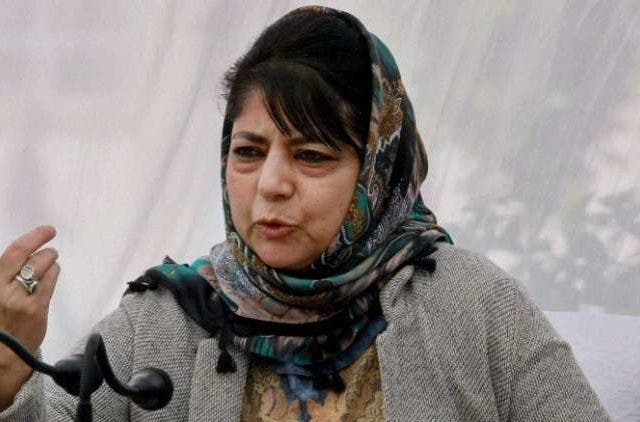 mehbooba-mufti-alleged-bjp-attempting-to-show-it-is-tough-in-j-k-as-polls-approach-politics-india-DKODING