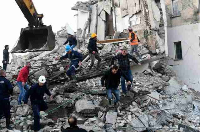 21-killed-as-powerful-quake-hits-albania-More-News-DKODING