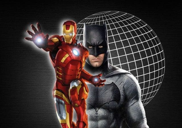 Batman Iron Man
