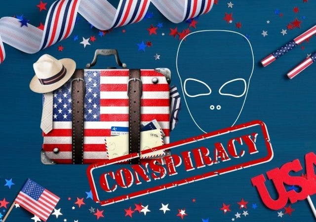 A Close Look — 'Top 5 Bizarre Conspiracy Theories' About US Presidents