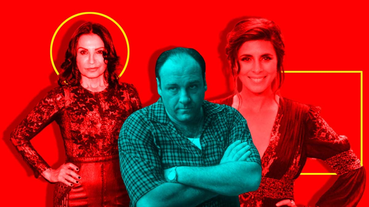 The 5 families in 'The Sopranos' involved five major New York City organized crime families
