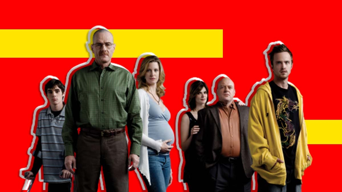 5 reasons why 'Breaking Bad' should renew with season 6