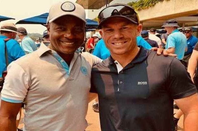 735-not-out-brian-lara-on-meeting-with-warner-Cricket-Sports-DKODING