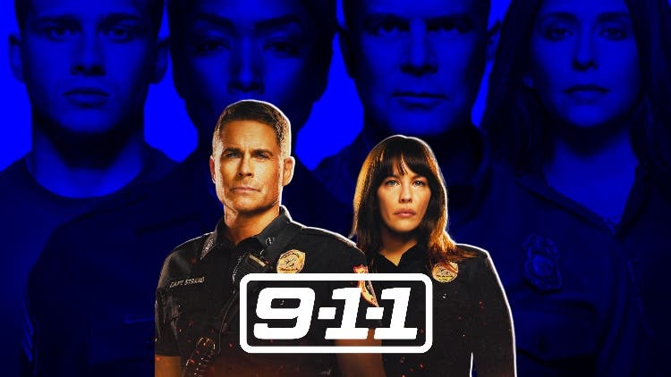 Fox's Emmy Hopeful 9-1-1 Takes A Time Jump To Expose Two Sides Of The Police In Season 4