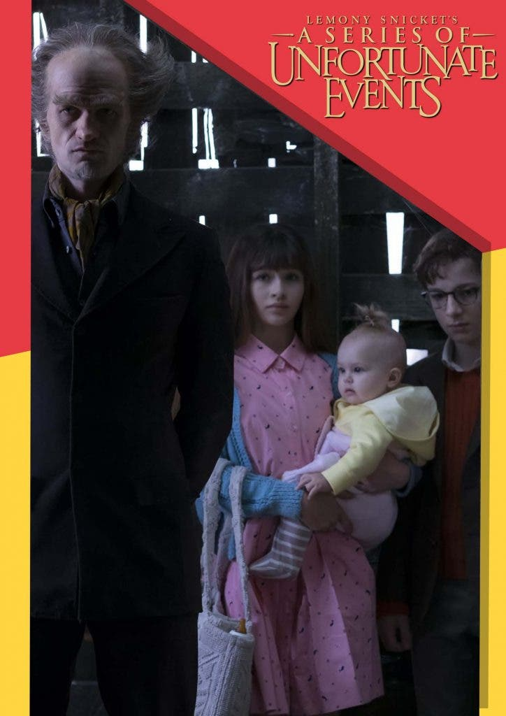 A series of unfortunate events season 4 details