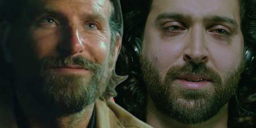 Hrithik Roshan is the best choice to play the role of Jackson Maine.
