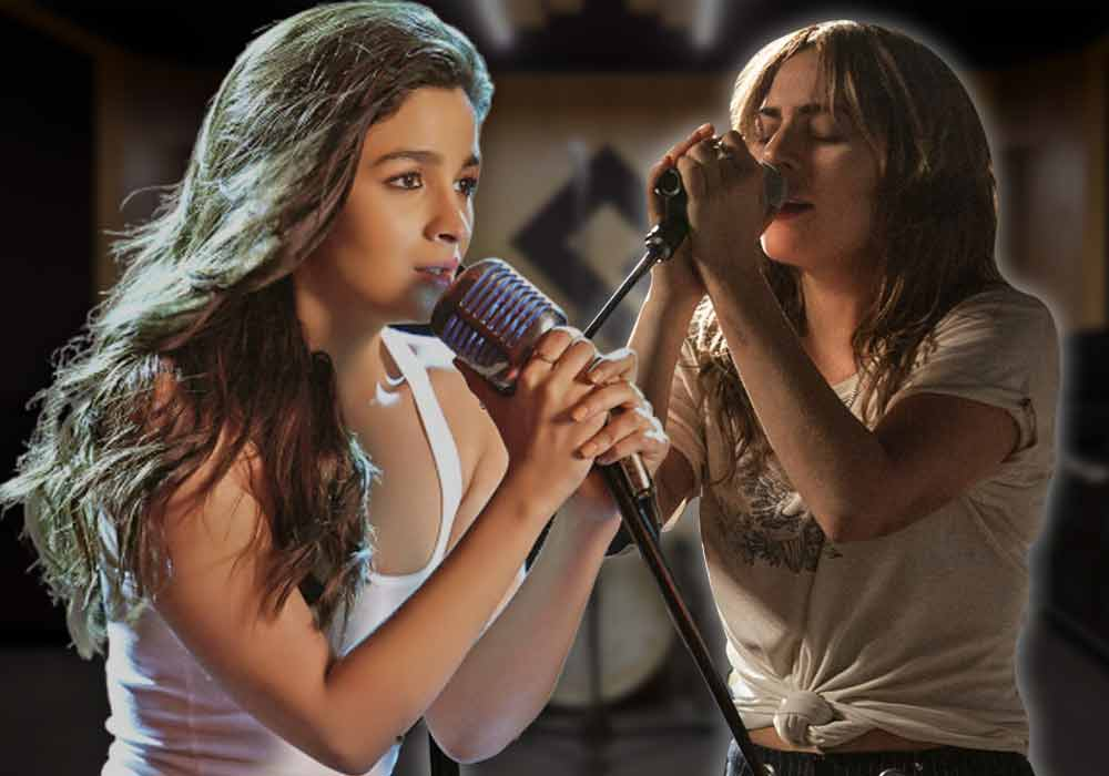 Alia Bhatt can play Ally's role in the remake of A Star Is Born