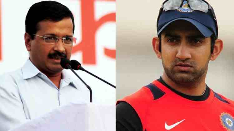 AAP-Alleges-Gautam-Gambhir-Has-Two-Voter-IDs-Kejriwal-Asks-People-Not-To-Waste-Their-Vote-India-Politics-DKODING