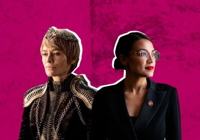Alexandria Ocasio-Cortez Beauty Power Politics In comparison with Cersei Lannister