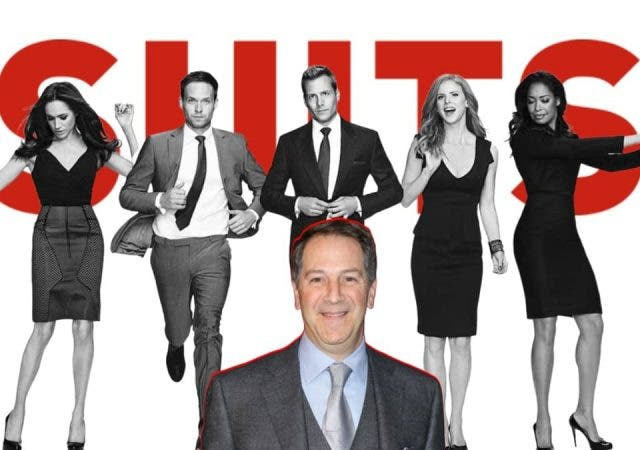 Suits based on Aaron Korsh life