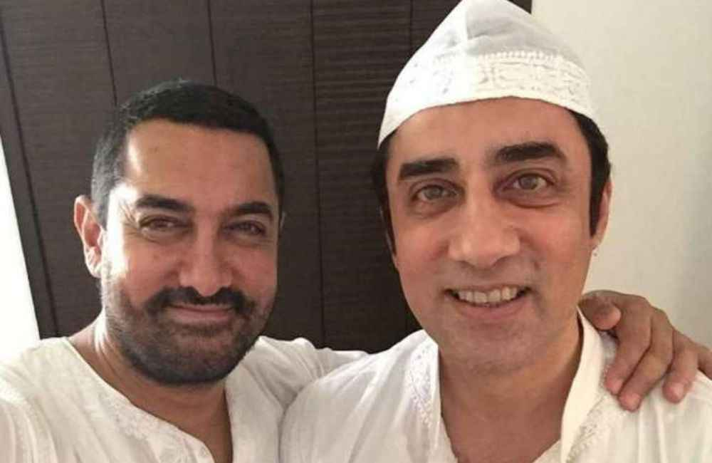 Aamir Khan brother DKODING
