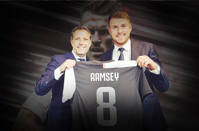 Aaron-Ramsey-Says-Juventus-Perfect-For-Him-Football-Sports-DKODING