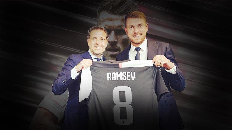 Ramsey says Juventus is perfect for him - DKODING
