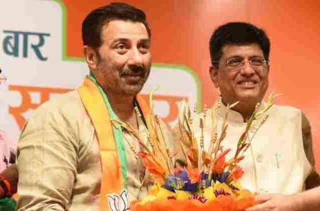 Actor-Sunny-Deol-Joins-BJP-India-Politics-DKODING