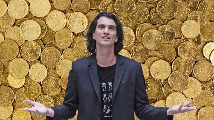 7 Reasons Why WeWork's Adam Neumann Lost His Golden Parachute