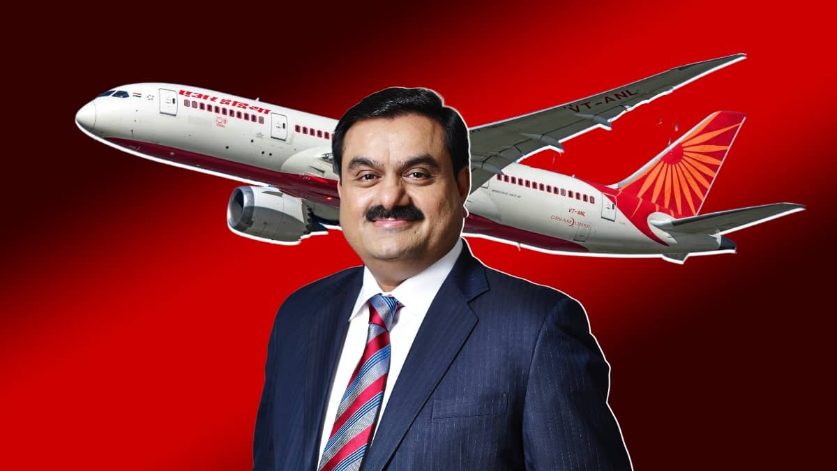 Adani Group to acquire Air India