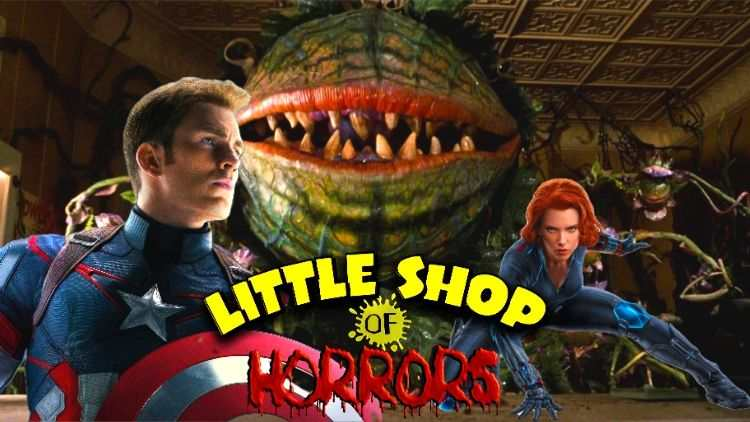 Adaptation of Little Shop of Horrors Chris and Scarlett DKODING