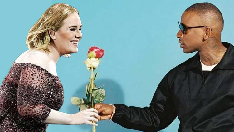 Adele Is Dating Rapper Skepta And Fans Cannot Keep Their Cool Dkoding
