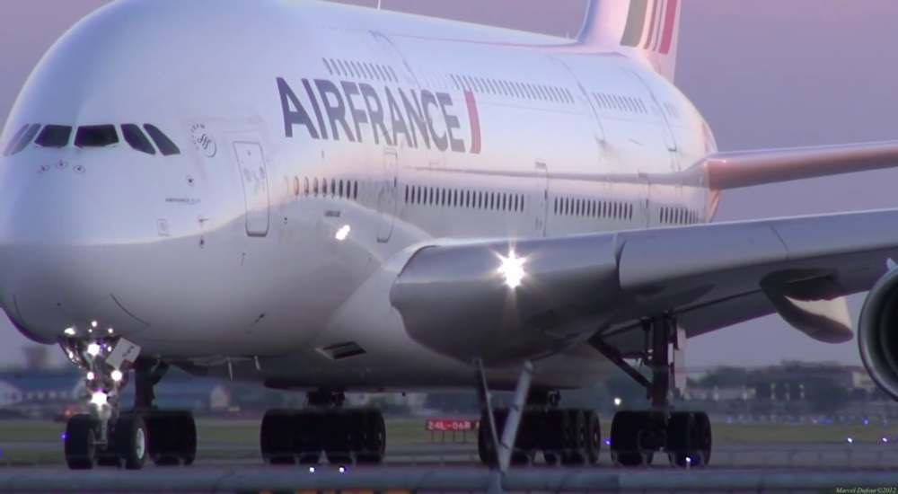 AirFrance has already scrapped a couple of Airbus A380 according to the reports