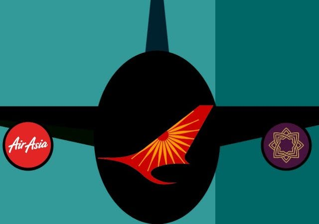 For Tata-led Air India, Air Asia an ally but vistara a rival