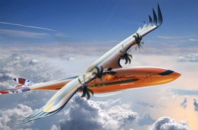 Airbus' Bird-like Aircraft Of The Future Will Leave You Awestruck