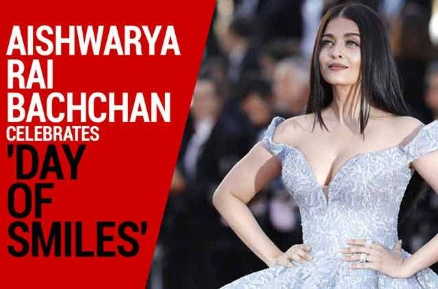 Aishwarya-Rai-Bachchan-celebrates-day-of-smiles-Videos-DKODING