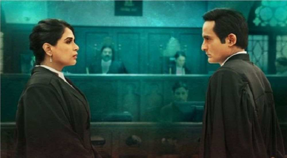 Courtroom-Drama-Section 375-Bollywood-Entertainment-DKODING