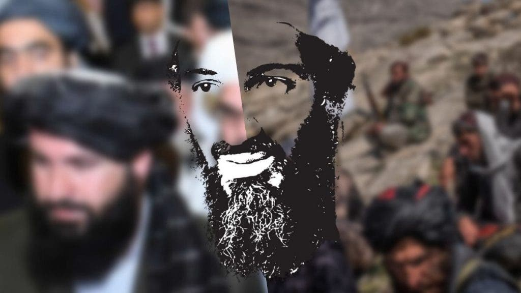 Al Qaeda is very much in action and thriving inside Afghanistan, shielded by Taliban.