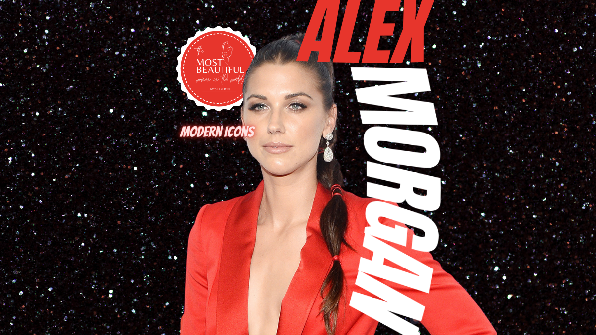 Alex Morgan Most Beautiful Woman In The World PWI Awards 2020
