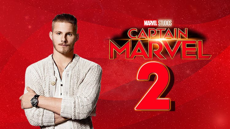 From Viking To Hulking – Alexander Ludwig Joins Brie Larson's Captain Marvel 2