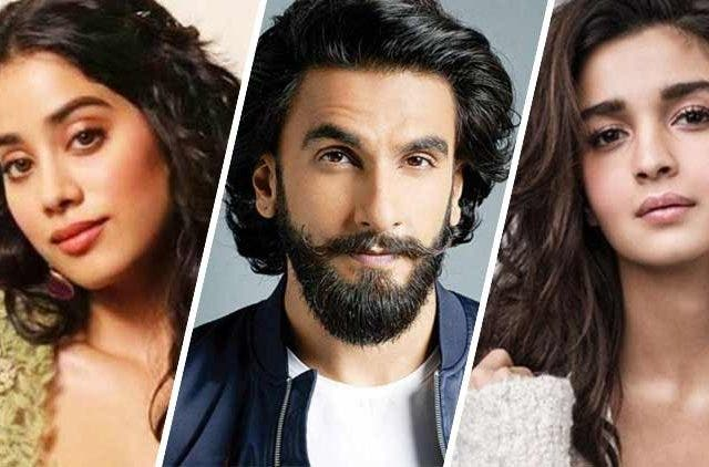 Alia Bhatt-Janhvi Kapoor-Ranveer Singh-Bollywood-Entertainment-DKODING
