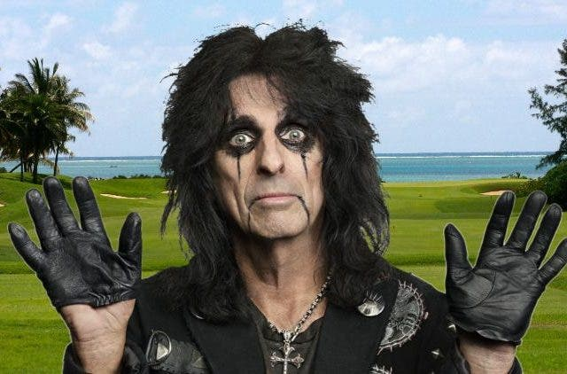Alice Cooper Lockdown
