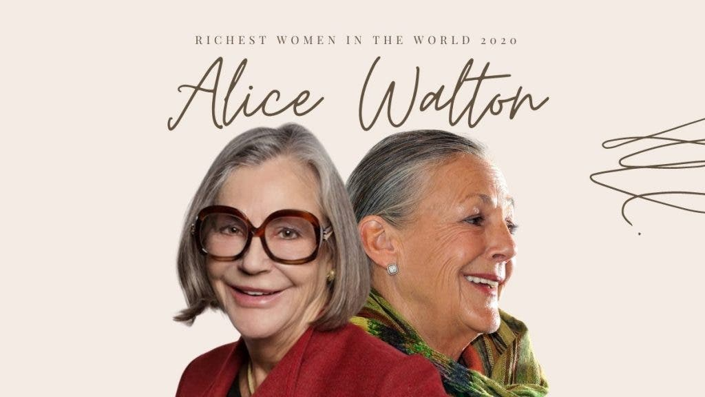 Alice Walton - America's Richest Woman