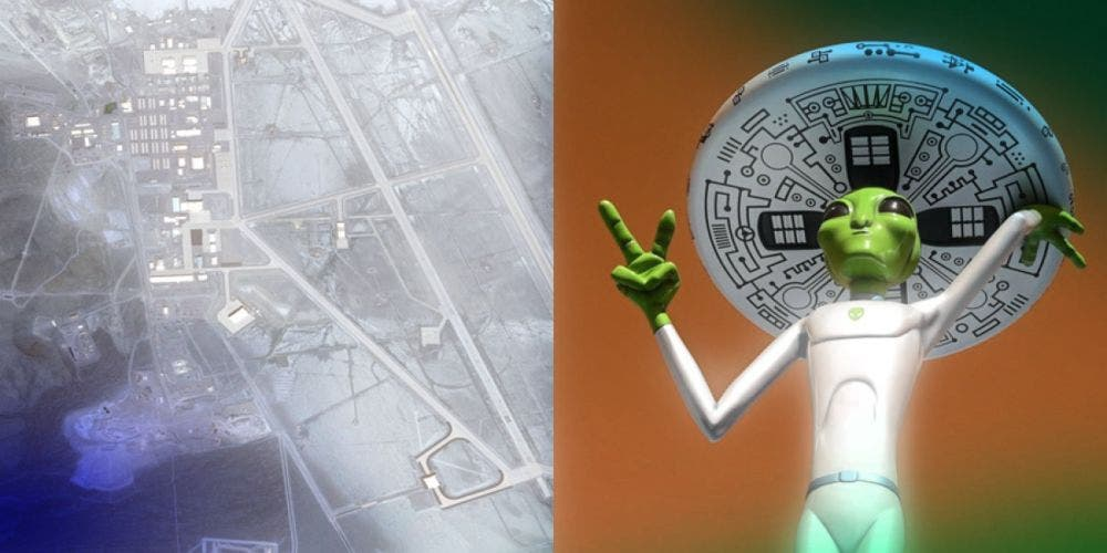 The Area 51 raid was a blowout with no aliens - The WoodRocket Parody may not disappoint your loins | NewsShot | DKODING
