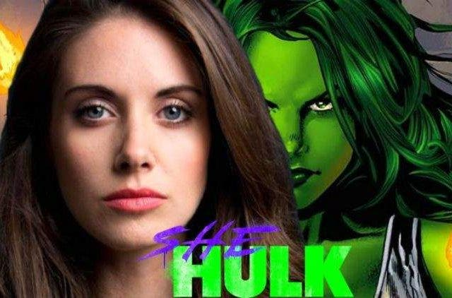 Alison's response on the casting rumours of She-Hulk