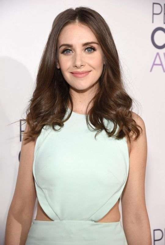 Alison Brie repsonded to the rumours on She-Hulk casting