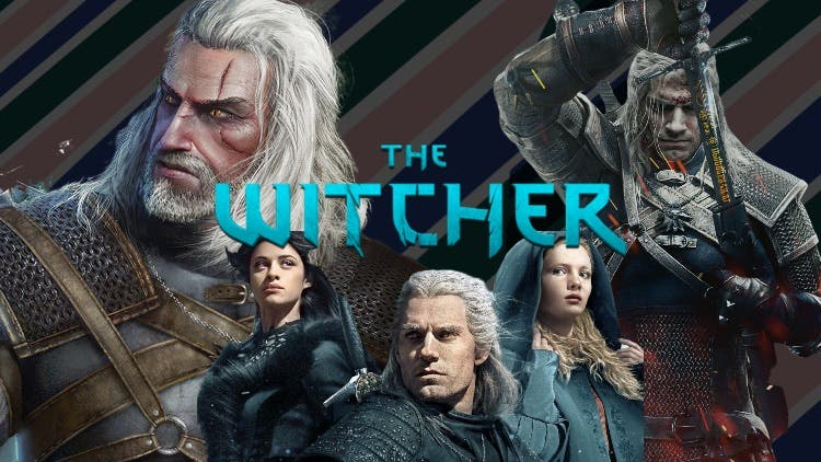 The new Witchers