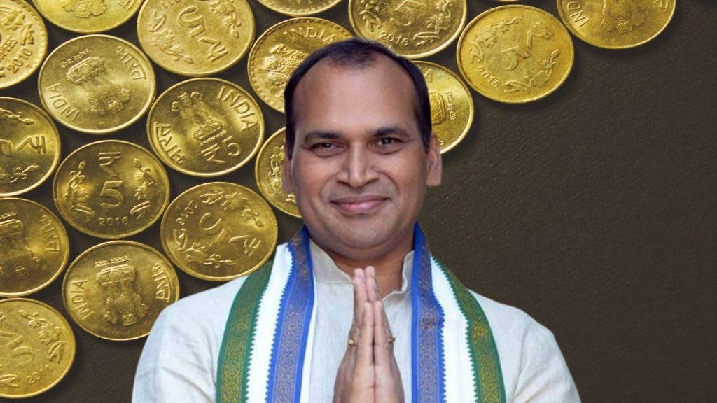 Alla Ayodhya Reddy - India's Richest Politicians