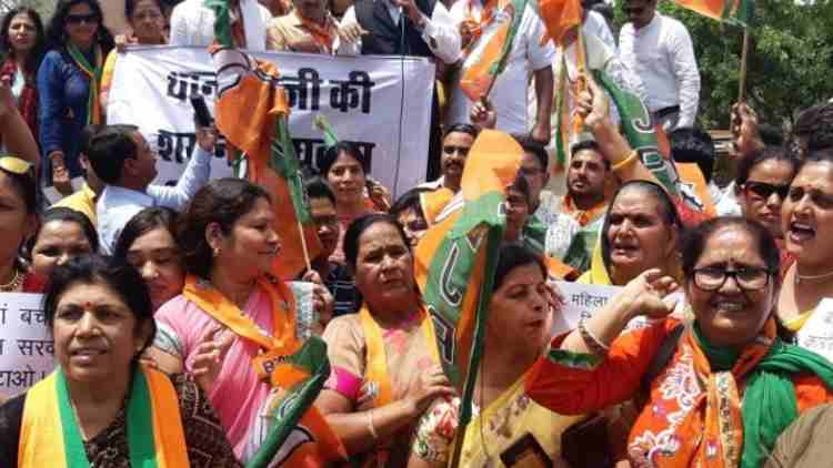 Alwar-Gang-Rape-BJP-Demands-CBI-Inquiry-India-Politics-DKDOING