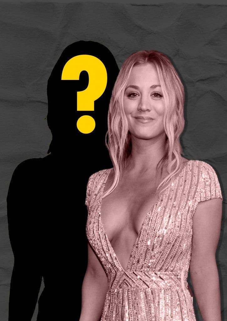 Did Kaley Cuoco just find her long-lost twin at the Critics Choice Awards?